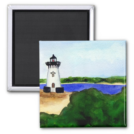 Edgartown Lighthouse Magnet