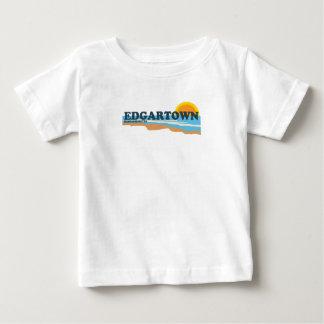 Edgartown MA - Beach Design. Baby T-Shirt