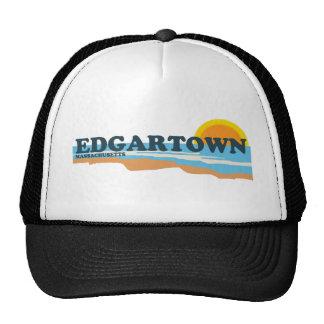Edgartown MA - Beach Design Hats