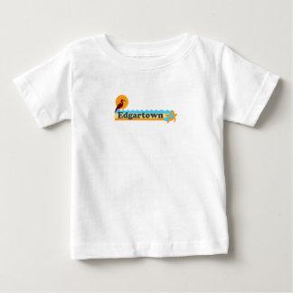 Edgartown MA - Beach Design. T-shirts