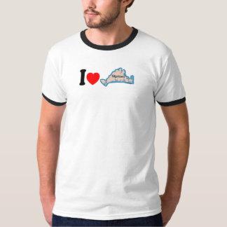 Edgartown MA - Map Design. T Shirt