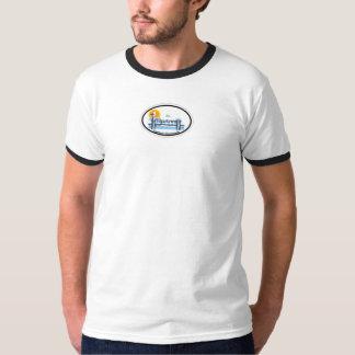 Edgartown MA - Oval Design. Shirts