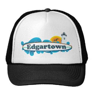 Edgartown MA - Surf Design. Cap