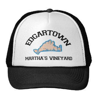 Edgartown MA - Varsity Design. Trucker Hats