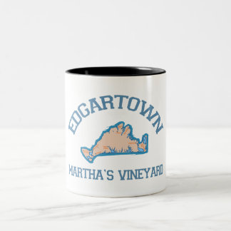 Edgartown MA - Varsity Design. Mugs