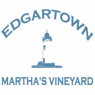 Edgartown MA - Varsity Design Acrylic Cut Out
