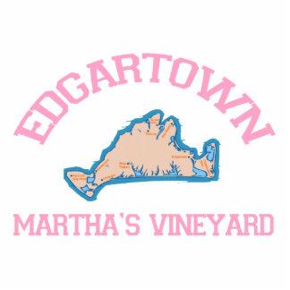 Edgartown MA - Varsity Design. Standing Photo Sculpture