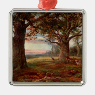 Edge of Sherwood Forest Christmas Ornament