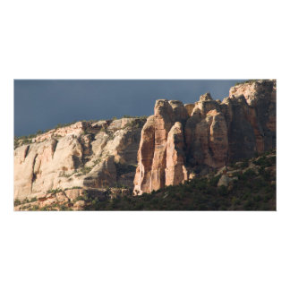 Edge of the Uncompahgre Personalised Photo Card