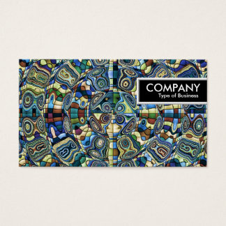 Edge Tag - Rippled Tiles Business Card