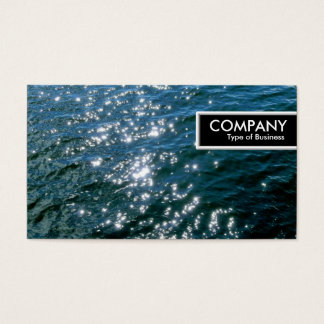 Edge Tag - Sparkling Water 01 Business Card