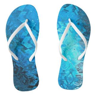 Edged momentum (blue) flip flops
