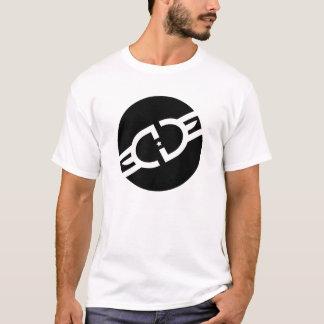 EdgeGamers Black Circle Logo Tee