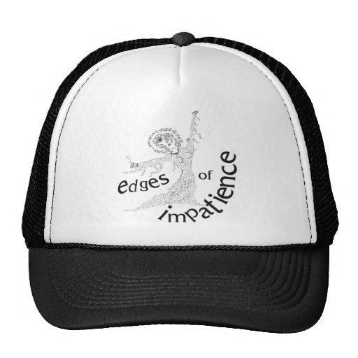 Edges of Impatience Hat