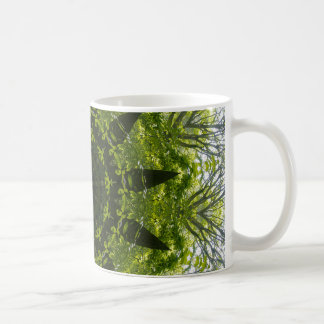 Edges Of The Woodland Spirit Coffee Mug