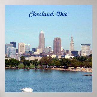 Edgewater Beach-Cleveland Ohio Poster (24X24)