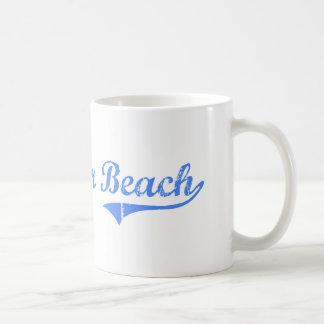 Edgewater Beach Florida Classic Design Coffee Mugs
