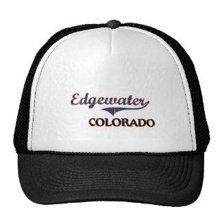 Edgewater Colorado City Classic Trucker Hats