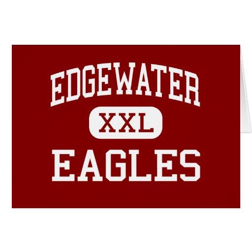 Edgewater - Eagles - High School - Orlando Florida Cards