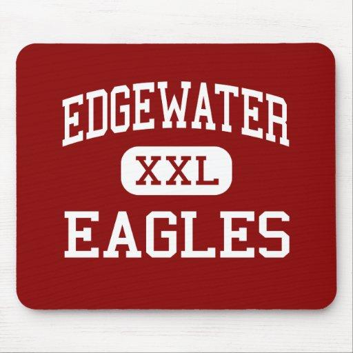 Edgewater - Eagles - High School - Orlando Florida Mouse Mats
