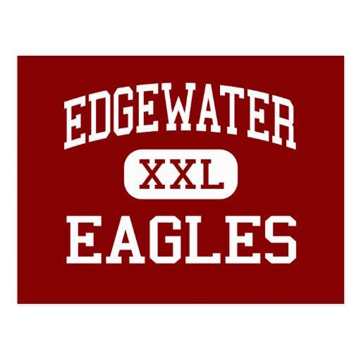 Edgewater - Eagles - High School - Orlando Florida Post Card