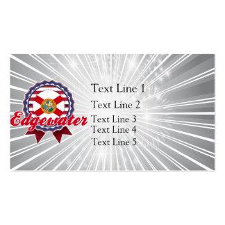 Edgewater, FL Business Card Template