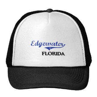 Edgewater Florida City Classic Hats
