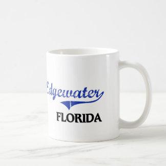 Edgewater Florida City Classic Coffee Mugs