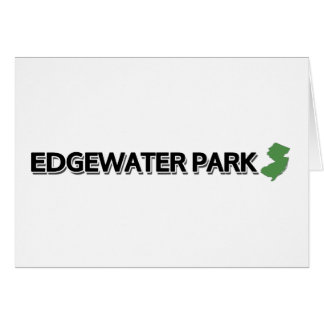 Edgewater Park New Jersey Card