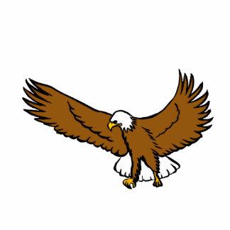 Edgie Eagle Photo Cut Out