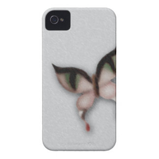 Edgy Butterfly iphone 4/4s Case-Mate iPhone 4 Cases