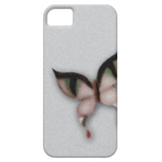 Edgy Butterfly iphone 5 Barely There iPhone 5 Case