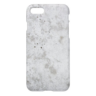 Edgy Grunge Gray Designed for a Man iPhone 7 Case