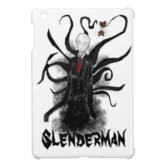 Edgy iPad Mini Slenderman Case iPad Mini Cover