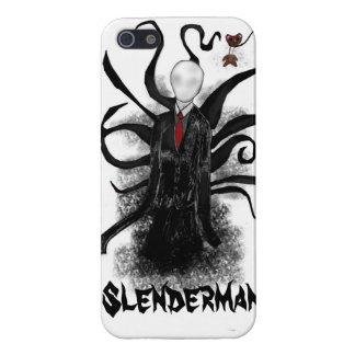 Edgy Slenderman iPhone 5 Case