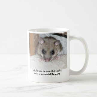 """Edible Dormouse"" Mug"