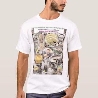 Edible Wild Mushrooms T-Shirt