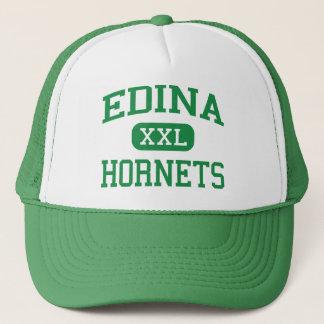 Edina - Hornets - High School - Edina Minnesota Trucker Hat
