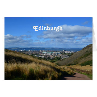 Edinburgh Card