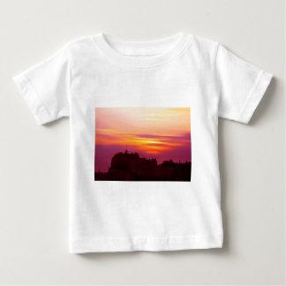 Edinburgh Castle Digital Art by David Elder Baby T-Shirt