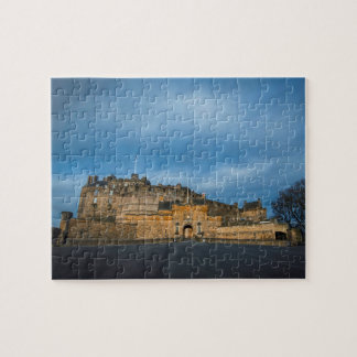 Edinburgh Castle entrance, Edinburgh, Scotland Puzzle