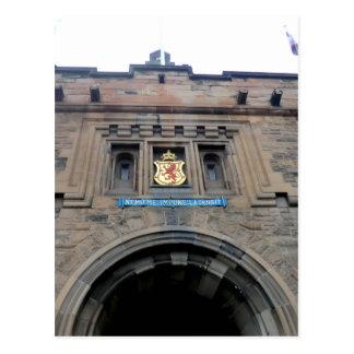Edinburgh Castle Gatehouse Postcards