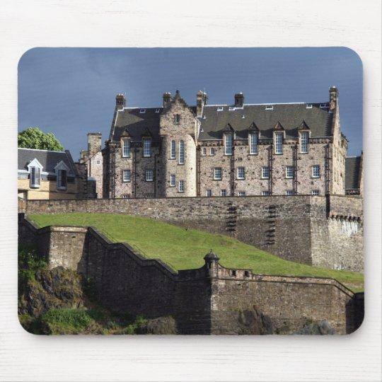edinburgh castle mouse mat
