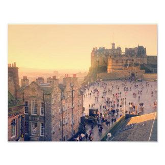 Edinburgh Castle Photo Print