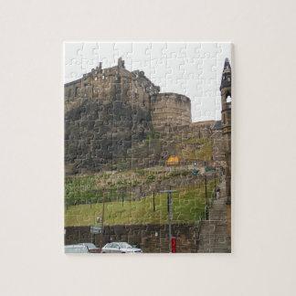 Edinburgh Castle Puzzle