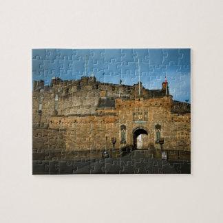 Edinburgh Castle Puzzles