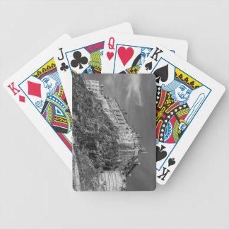 Edinburgh Castle, Scotland Bicycle Playing Cards