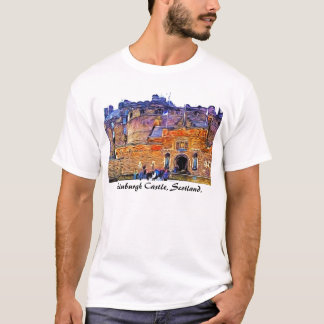 Edinburgh Castle, Scotland. T-Shirt