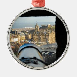 Edinburgh Christmas Ornament