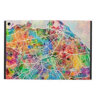 Edinburgh City Street Map Cover For iPad Air
